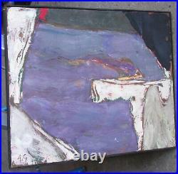 A l e x a n d r e G O E T Z (19262016) Peintre français. Oeuvre abstrait