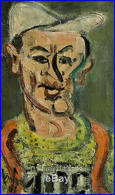 Gen Paul. Huile sur toile v 924