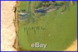 Mokel tableau original 1930 fauve nabis