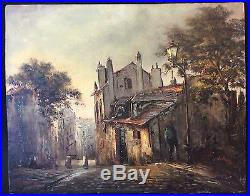 Paris Le pisseur maison van Dongen et mimi Pinson r Mont-Cenis Montmartre Amory