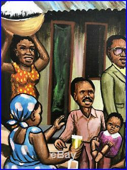 Peintre Moke Art Contemporain Africain Contemporary African Art