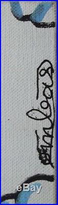 Robert COMBAS 1957 huile/toile