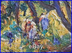 Seyssaud Rene (1867-1952) Paysage -P3V