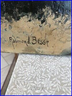 Superbe Tableau De Raymond Besse
