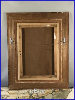 TABLEAU / PEINTURE HUILE SUR TOILE DE GEORGES APPERT 1850/1934 51cm x 64 cm