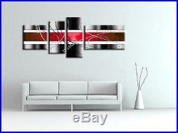 Tableau abstrait moderne décoration murale toile imprimée BP1198R 160x60 cm