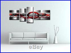 Tableau abstrait moderne décoration murale toile imprimée BP1200 160x60 cm