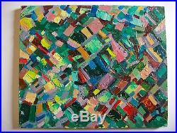 Trameau Raymond 1897-1985 huile sur toile Peinture Abstraction musicaliste